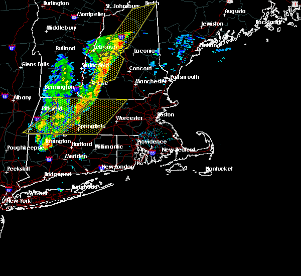 Radar Image for Severe Thunderstorms near Holyoke, MA at 9/11/2016 8:54 AM EDT