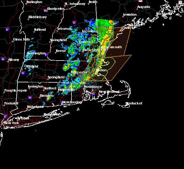 Radar Image for Severe Thunderstorms near Nahant, MA at 9/11/2016 10:37 AM EDT