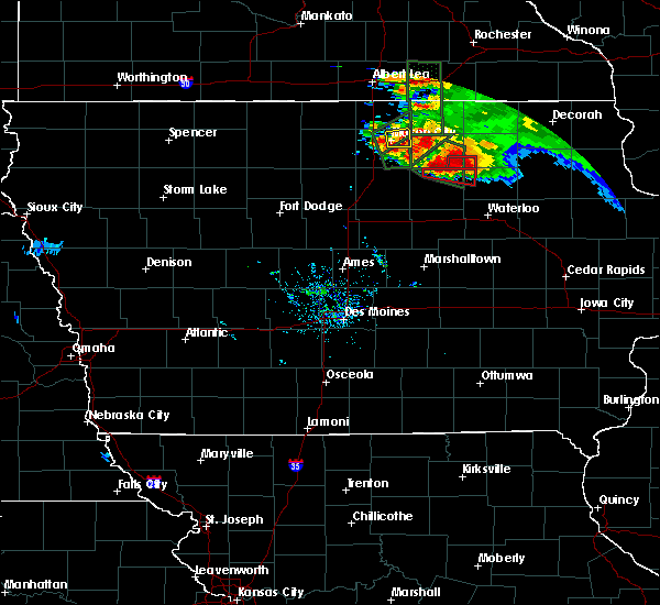 Radar Image for Severe Thunderstorms near Plainfield, IA at 9/21/2016 7:03 PM CDT