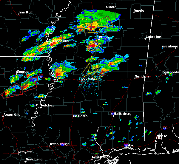 Radar Image for Severe Thunderstorms near Pearl River, MS at 11/29/2016 4:23 PM CST