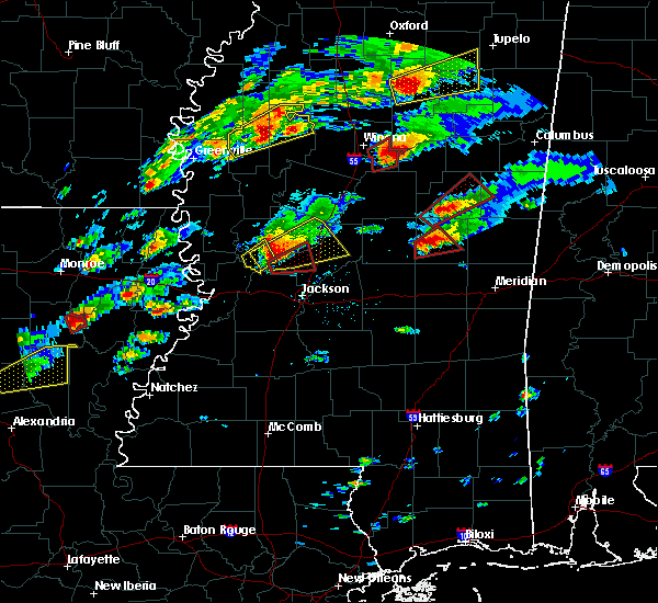 Radar Image for Severe Thunderstorms near Pearl River, MS at 11/29/2016 5:03 PM CST