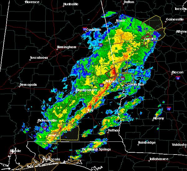 Radar Image for Severe Thunderstorms near Shiloh, GA at 11/30/2016 2:11 PM EST