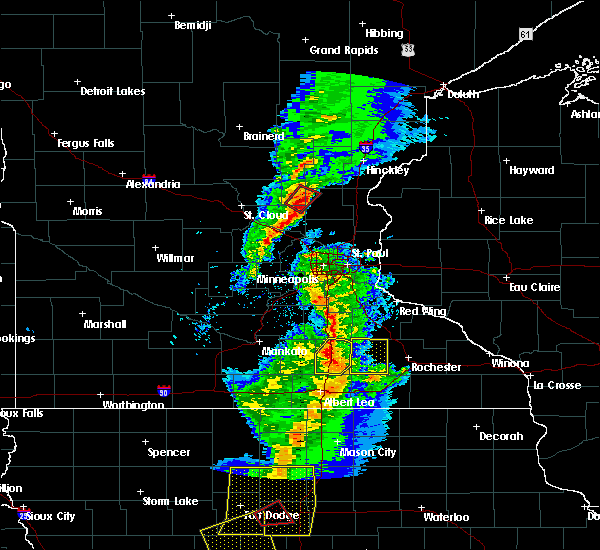 Radar Image for Severe Thunderstorms near Princeton, MN at 3/6/2017 6:01 PM CST