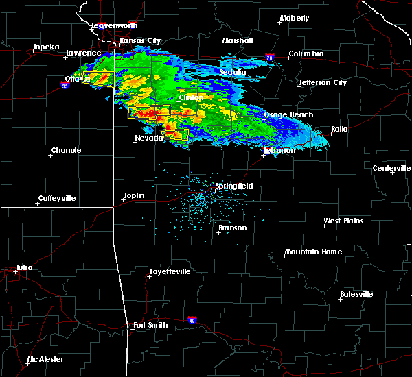 Radar Image for Severe Thunderstorms near Vista, MO at 3/9/2017 12:56 PM CST