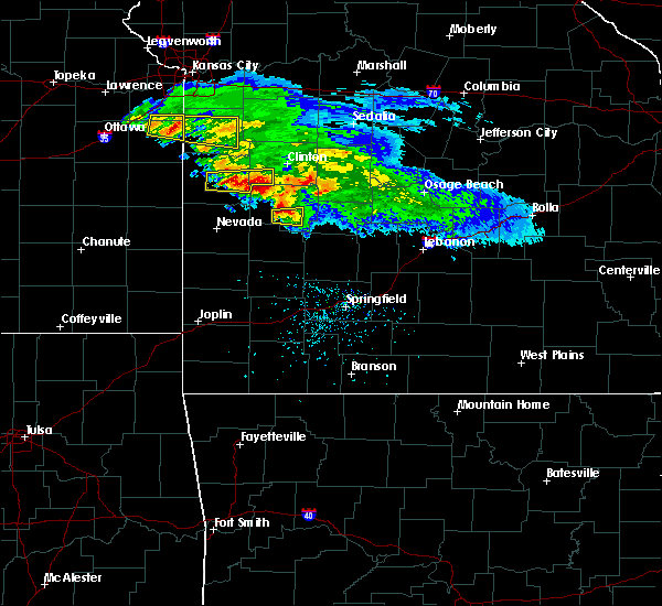 Radar Image for Severe Thunderstorms near Vista, MO at 3/9/2017 1:05 PM CST