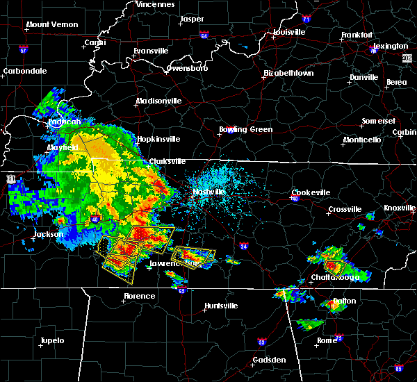 Radar Image for Severe Thunderstorms near Collinwood, TN at 3/21/2017 3:46 PM CDT