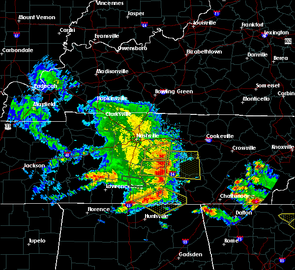 Radar Image for Severe Thunderstorms near Morrison, TN at 3/21/2017 5:03 PM CDT
