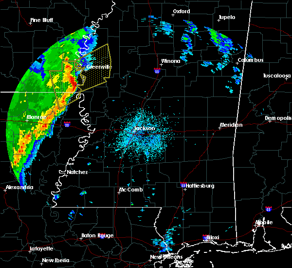 Radar Image for Severe Thunderstorms near Boyle, MS at 3/25/2017 2:10 AM CDT