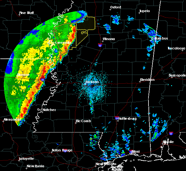 Radar Image for Severe Thunderstorms near Drew, MS at 3/25/2017 3:22 AM CDT