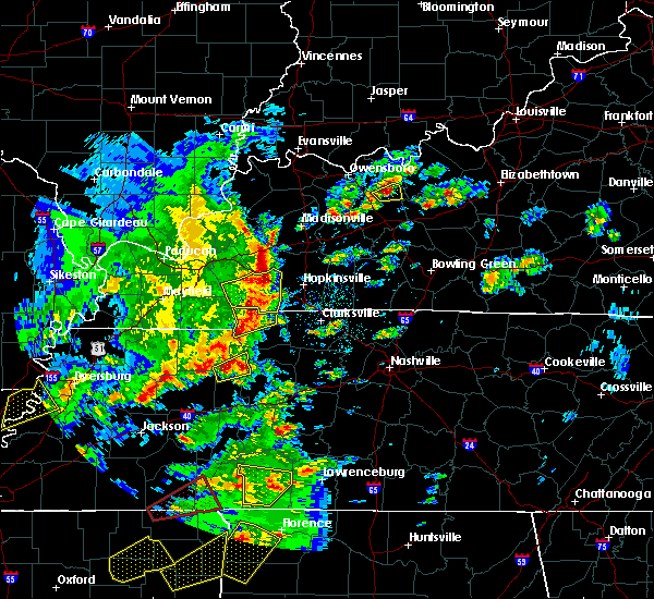 Radar Image for Severe Thunderstorms near White Plains, KY at 3/27/2017 2:27 PM CDT