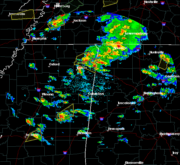 Radar Image for Severe Thunderstorms near Russellville, AL at 3/27/2017 3:07 PM CDT