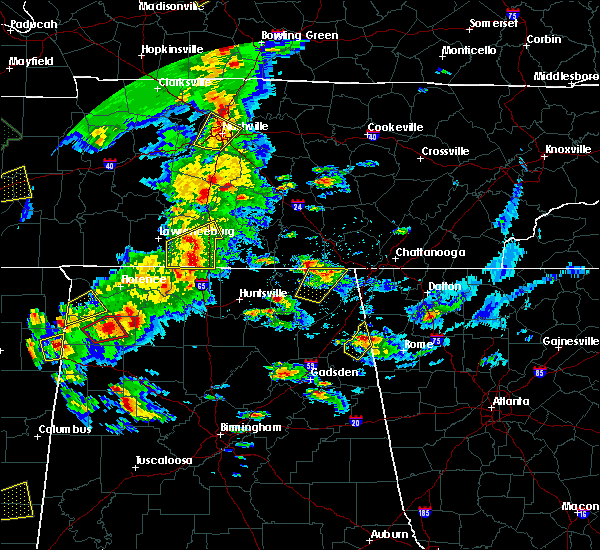 Radar Image for Severe Thunderstorms near Broomtown, AL at 3/27/2017 3:57 PM CDT