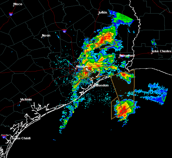 Radar Image for Severe Thunderstorms near Pasadena, TX at 3/29/2017 2:41 PM CDT