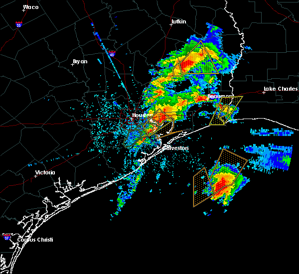 Radar Image for Severe Thunderstorms near Beach City, TX at 3/29/2017 3:09 PM CDT