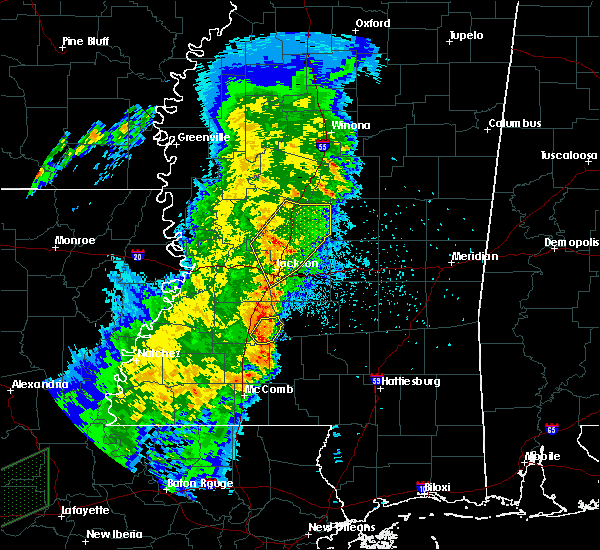Radar Image for Severe Thunderstorms near Georgetown, MS at 3/30/2017 1:28 AM CDT