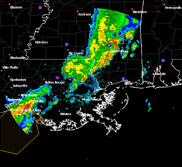 Radar Image for Severe Thunderstorms near Patterson, LA at 3/30/2017 6:32 AM CDT