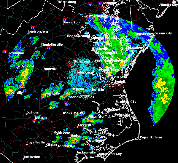Radar Image for Severe Thunderstorms near Gaston, NC at 3/31/2017 3:40 PM EDT
