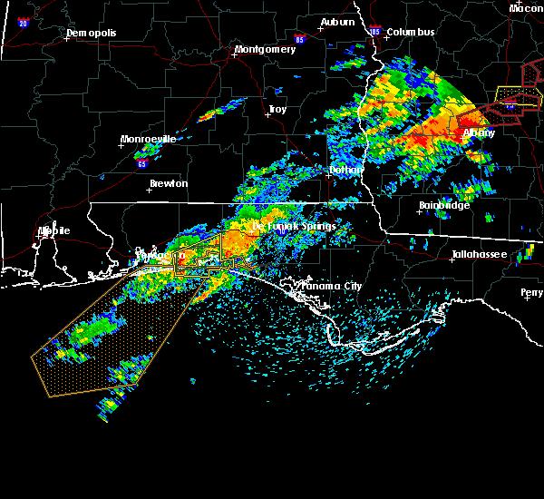 Pensacola Beach Florida Weather Radar