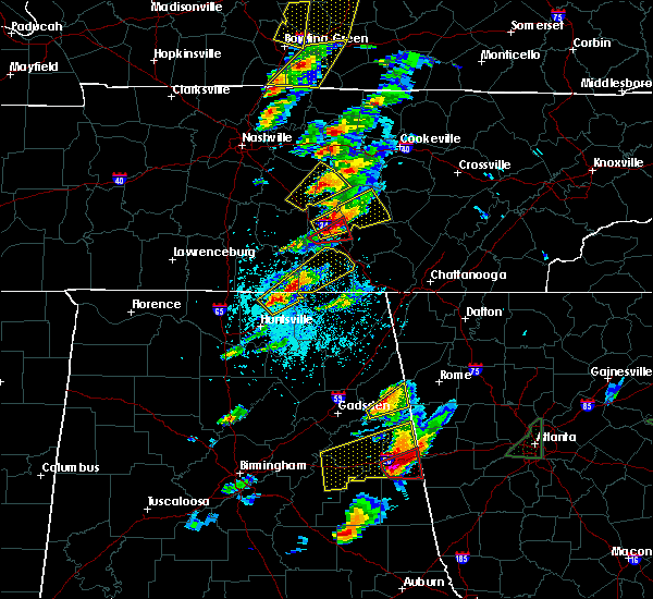 Radar Image for Severe Thunderstorms near Ballplay, AL at 4/5/2017 4:34 PM CDT