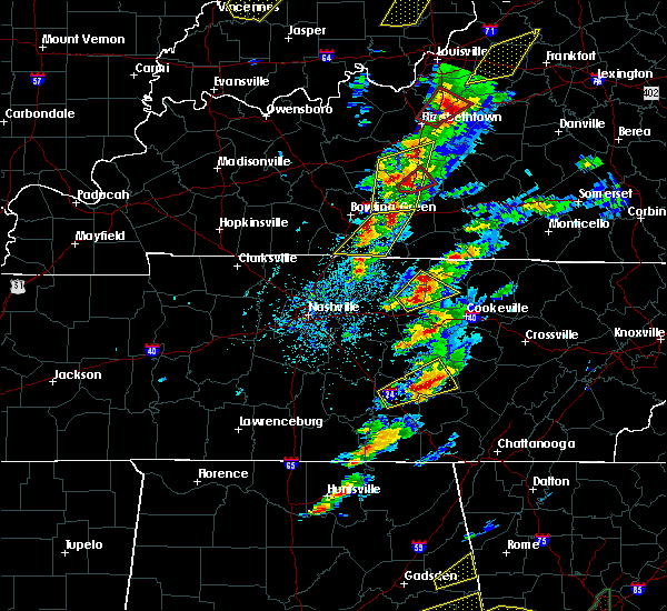 Radar Image for Severe Thunderstorms near Glasgow, KY at 4/5/2017 4:47 PM CDT