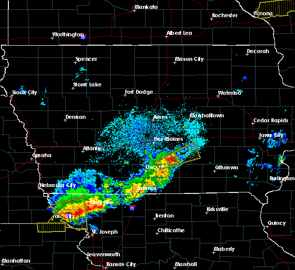 Radar Image for Severe Thunderstorms near Harvey, IA at 4/10/2017 12:26 AM CDT