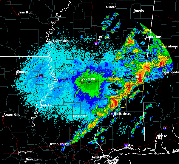 Radar Image for Severe Thunderstorms near Lauderdale, MS at 4/27/2017 12:55 AM CDT