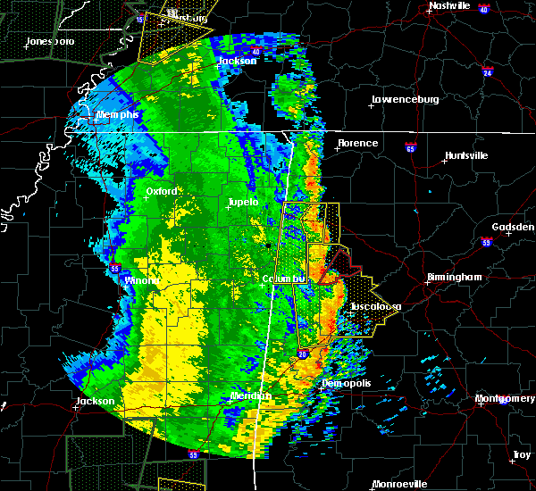 Radar Image for Severe Thunderstorms near Berry, AL at 4/30/2017 12:44 PM CDT