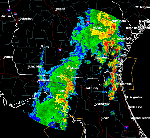 Radar Image for Severe Thunderstorms near Day, FL at 5/4/2017 4:17 PM EDT