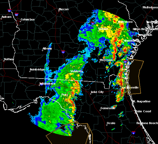Radar Image for Severe Thunderstorms near Day, FL at 5/4/2017 4:26 PM EDT