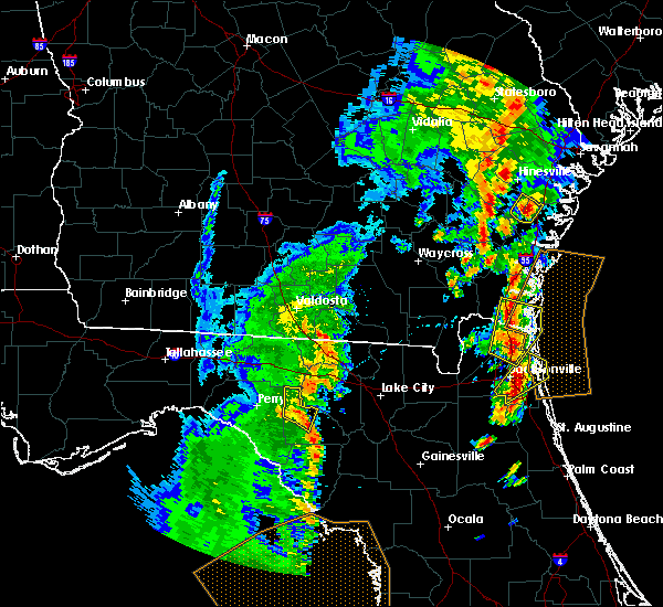 Radar Image for Severe Thunderstorms near Day, FL at 5/4/2017 4:33 PM EDT