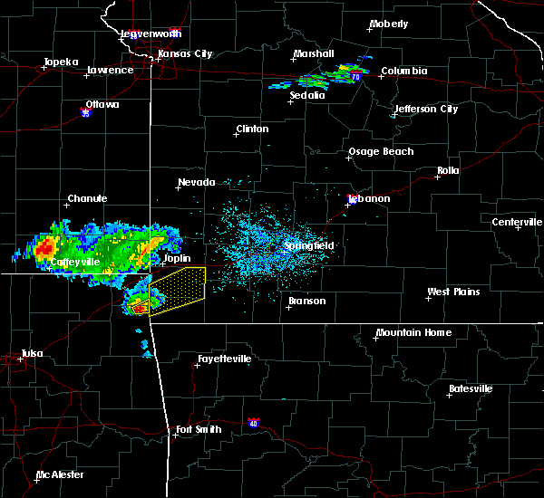 Radar Image for Severe Thunderstorms near Granby, MO at 5/11/2017 8:58 AM CDT