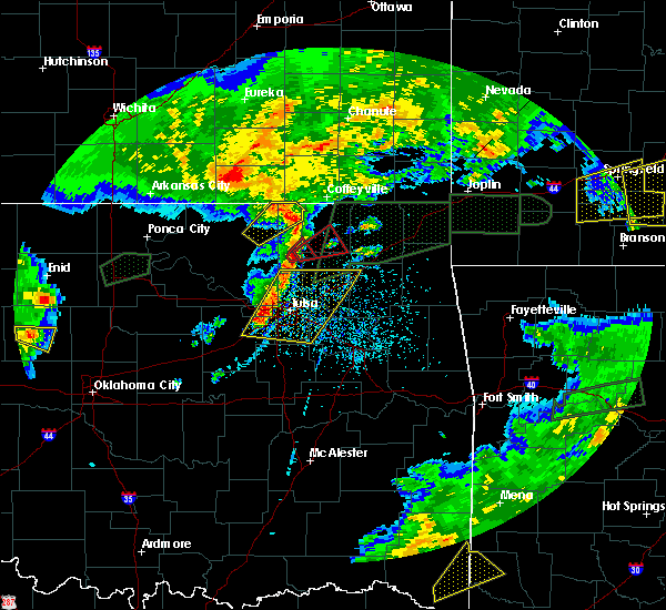 Radar Image for Severe Thunderstorms near Skiatook, OK at 5/11/2017 5:27 PM CDT