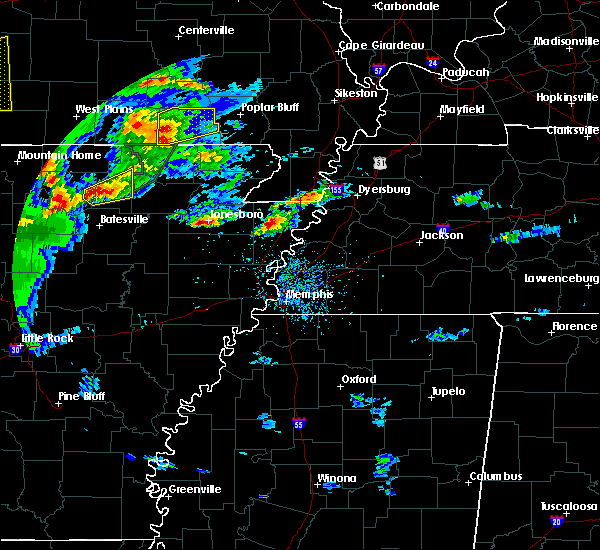Radar Image for Severe Thunderstorms near Oxly, MO at 5/11/2017 5:34 PM CDT