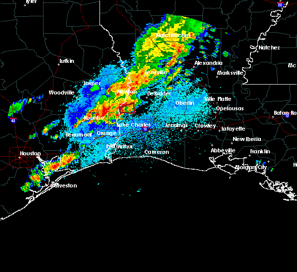 Radar Image for Severe Thunderstorms near Oretta, LA at 5/12/2017 4:00 AM CDT