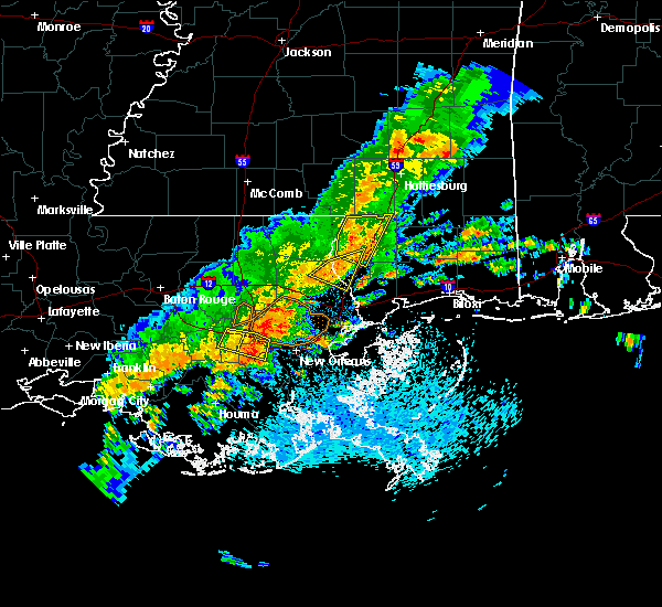 Radar Image for Severe Thunderstorms near Picayune, MS at 5/12/2017 10:40 AM CDT