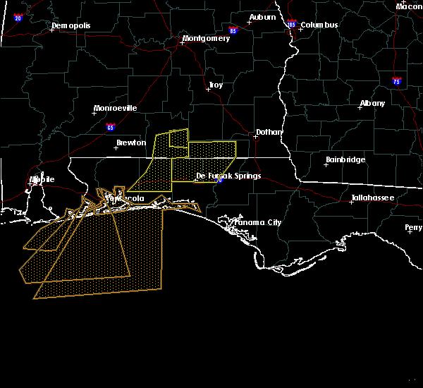 Radar Image for Severe Thunderstorms near Ponce de Leon, FL at 5/12/2017 3:24 PM CDT