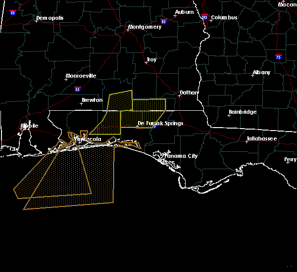 Radar Image for Severe Thunderstorms near Ponce de Leon, FL at 5/12/2017 3:32 PM CDT