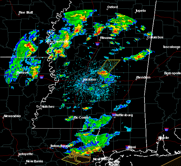 Radar Image for Severe Thunderstorms near Pearl River, MS at 5/12/2017 5:28 PM CDT
