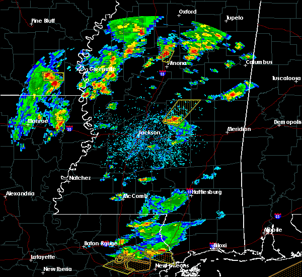 Radar Image for Severe Thunderstorms near Pearl River, MS at 5/12/2017 5:34 PM CDT