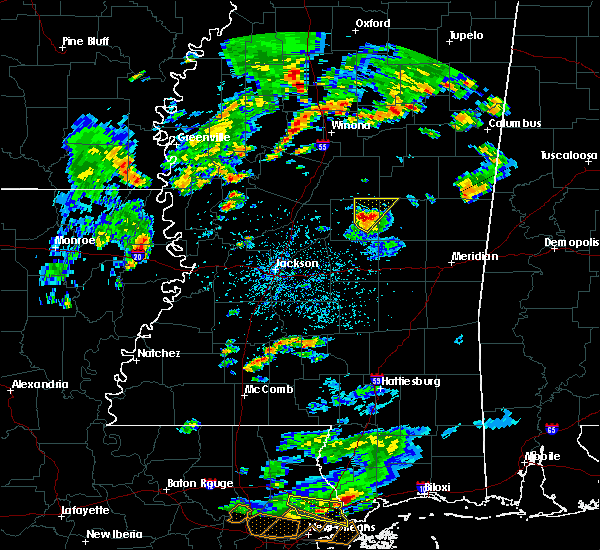 Radar Image for Severe Thunderstorms near Pearl River, MS at 5/12/2017 6:02 PM CDT
