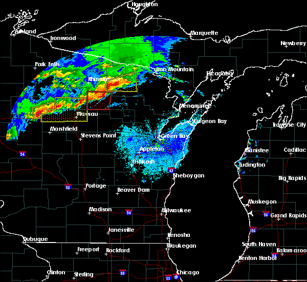 Radar Image for Severe Thunderstorms near Colby, WI at 5/16/2017 8:54 PM CDT