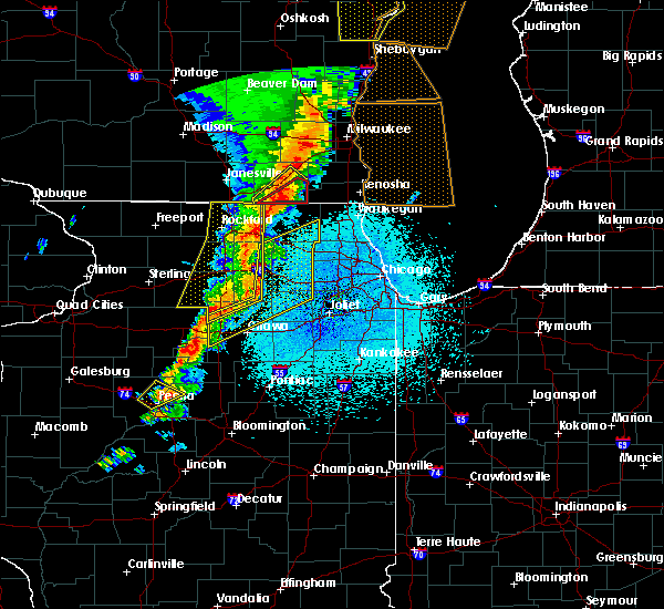 Radar Image for Severe Thunderstorms near South Elgin, IL at 5/17/2017 10:48 PM CDT