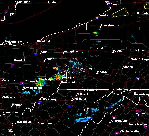 Radar Image for Severe Thunderstorms near Paris, PA at 5/18/2017 3:45 PM EDT