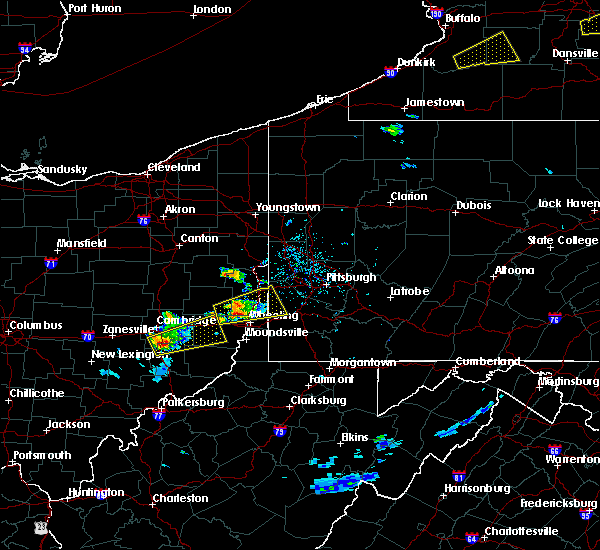Radar Image for Severe Thunderstorms near Lafferty, OH at 5/18/2017 3:48 PM EDT