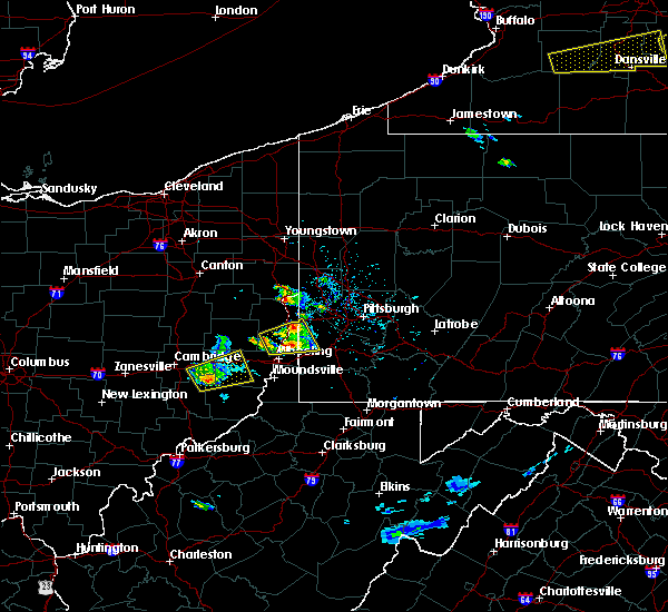 Radar Image for Severe Thunderstorms near Lafferty, OH at 5/18/2017 4:07 PM EDT