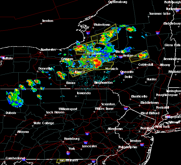 Radar Image for Severe Thunderstorms near Cortland West, NY at 5/18/2017 5:59 PM EDT