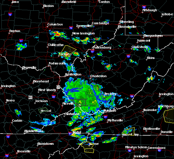 Radar Image for Severe Thunderstorms near Albany, OH at 5/19/2017 1:37 PM EDT
