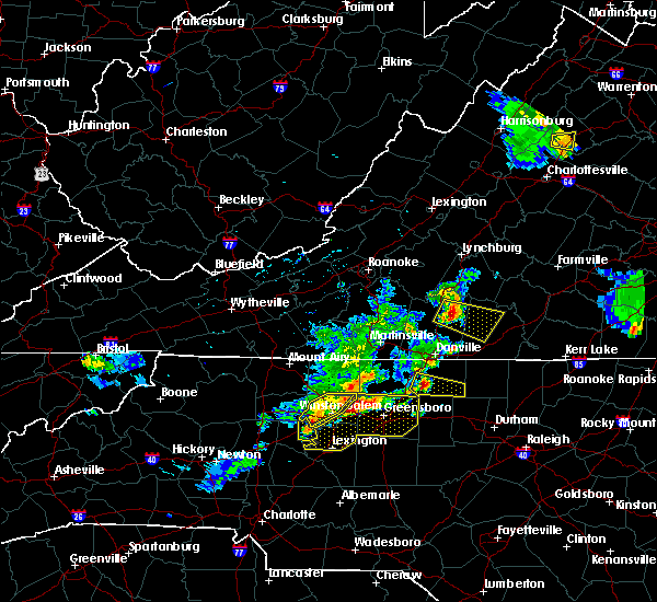 Radar Image for Severe Thunderstorms near Hillsdale, NC at 5/19/2017 4:19 PM EDT