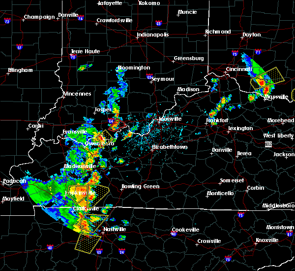 Radar Image for Severe Thunderstorms near Alton, IN at 5/20/2017 4:47 PM EDT