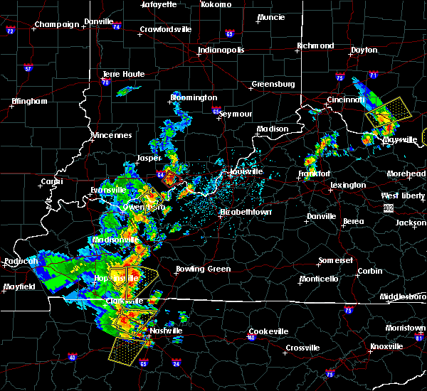 Radar Image for Severe Thunderstorms near Alton, IN at 5/20/2017 4:55 PM EDT